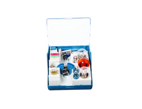 Garnitura sijalica 12V  H1/H7 EURO kutija